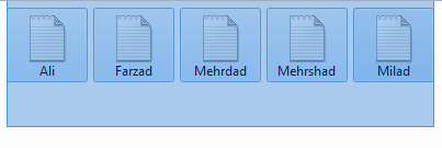 انتخاب فایلها
